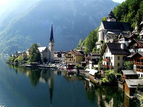scenic town hallstatt austria s most beautiful lake town