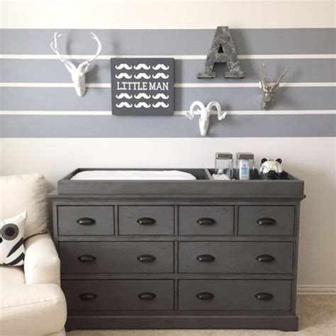 rustic grey changing table 28 changing table and station ideas that are functional