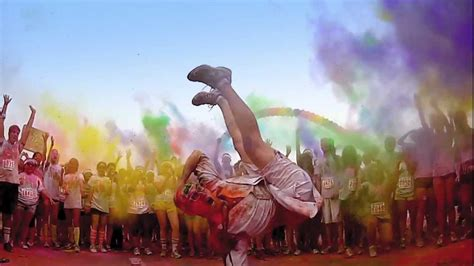 color run   color runner youtube
