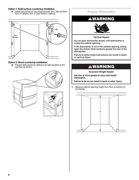 wiring kitchenaid diagram dishwasher kudd03dtss wiring