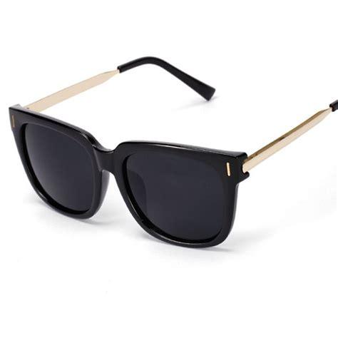 Square Oversize Glasses fashion korean oversized sunglasses square frame