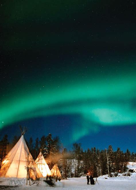 canada lights looking for the northern lights in yellowknife wapawekka