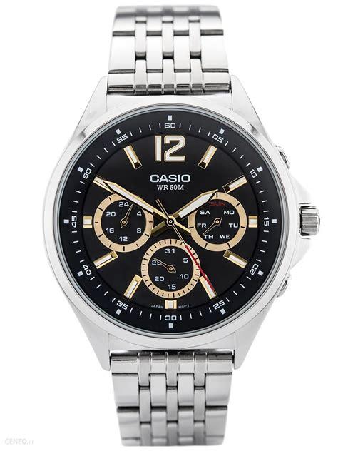 Casio Mtp 303 casio mtp e303d 1av zegarki m苹skie ceny i opinie