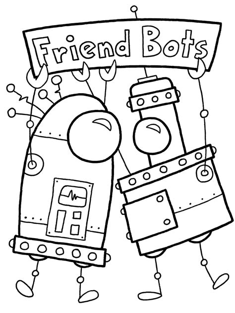 robot coloring page printable 13 coloring pages of robot print color craft