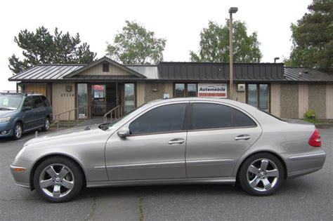 2004 Mercedes E500 by 2004 Mercedes E500 For Sale Savings From 9 112