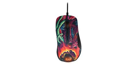 Steelseries Rival 300 Cs Go Limited Edition rival 300 cs go hyper beast edition exclusive design
