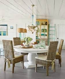 Beachy Dining Room Tables by How To Decorate Series Finding Your Decorating Style