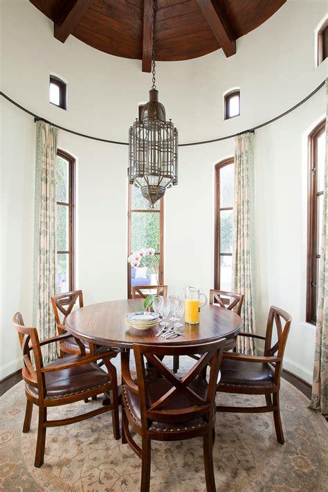 malibu mediterranean home mediterranean dining room