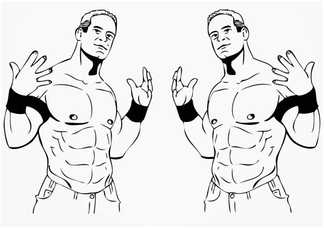 8 great wwe coloring pages for your children instant