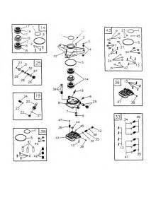 Honda Pressure Washer Parts Diagram Diagram Parts List For Model 580768340 Craftsman