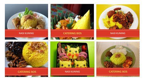 membuat kartu kuning di surabaya nasi kuning murah surabaya sidoarjo catering wow