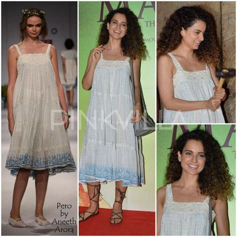 Yay Or Nay Kidmans Butterfly Mcqueen Gown At Cma Awards by Yay Or Nay Kangana Ranaut In Pero By Aneeth Arora