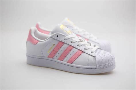 80 adidas superstar white pink gold by3724 premium fashion ebay