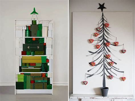 do it yourself christmas trees fa la la pinterest