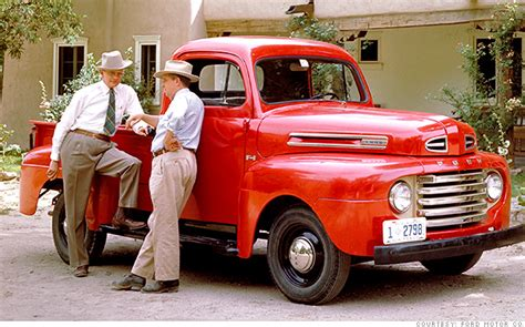 ford f 150 evolution 1948 after the war evolution of the ford f 150 cnnmoney