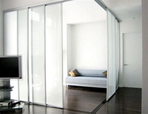 how to make room dividers modern room dividers from the sliding door company safety glass sliding door company and