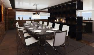 Luxurious Dining Rooms Be High Class With A Luxury Dining Room