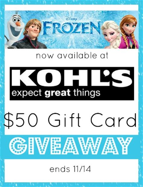 Gift Cards Sold At Kohls - disney archives blogging mamas