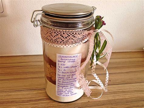 backmischung im glas rezept mit bild von svg chefkochde