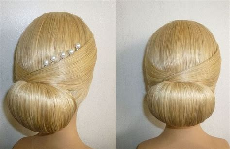 hairstyles using hair donut hair donut hairstyles