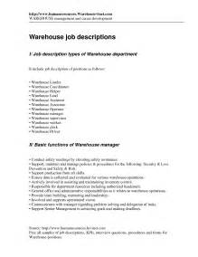 leading warehouse u0026 production cover letter exles u0026 resources packer description