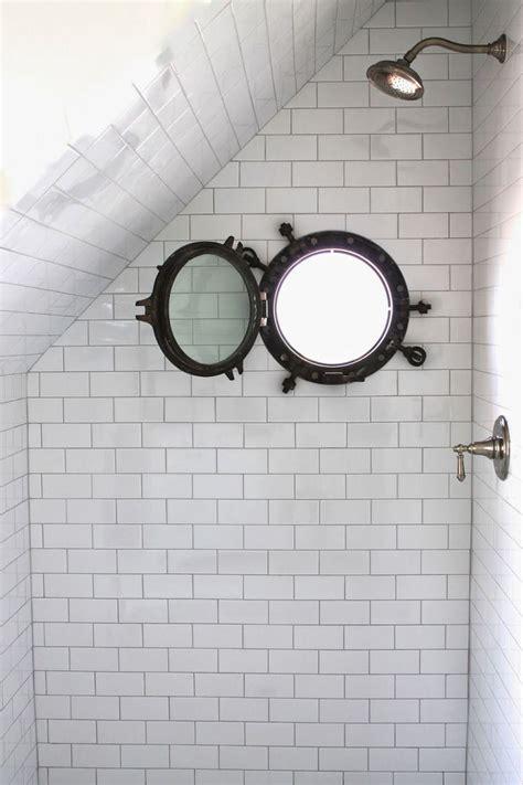 porthole windows bathroom 17 best ideas about shower window on pinterest master