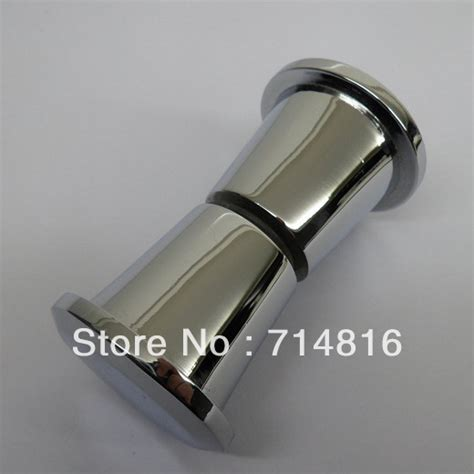 Shower Door Handle Knob by Side Chrome Brass Shower Door Knob Glass Door Knob