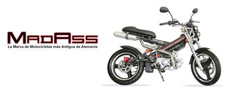 Sachs Motorrad Madass by Sachs Biker