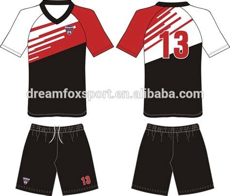 Tshirt Futbol Sala china factory sportswear uniformes de soccer futsal