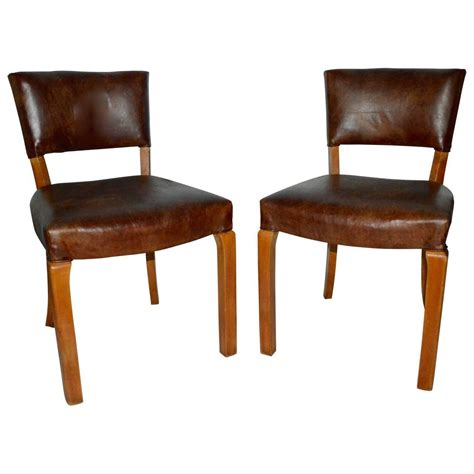 Leather Dining Chairs For Sale Deco Dining Chairs For Sale 20th Century Deco Leather Dining Chairs For Sale At Six Stunning