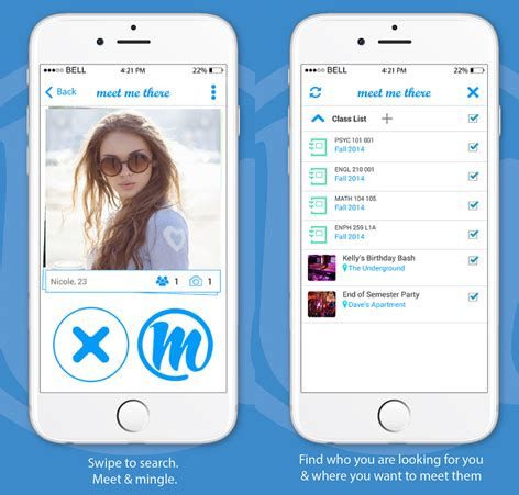 How Do I Search For On Meetme Meet Me There App Helps Students Find New Friends