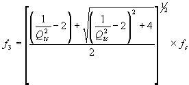 closed subwoofer box equations formulas design calculator