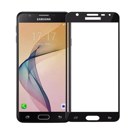Anti For Samsung J5 Pro jual tempered glass cover screen protector for