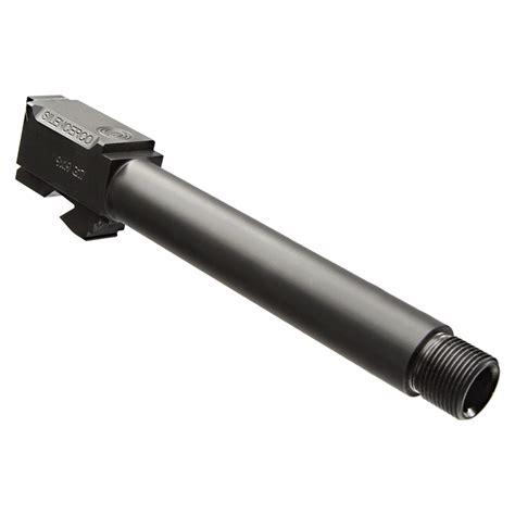 barrel 22 pistol look silencerco threaded pistol barrels guns ammo