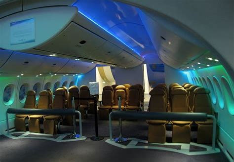 future spacecraft interior design 787 dreamliner boeing