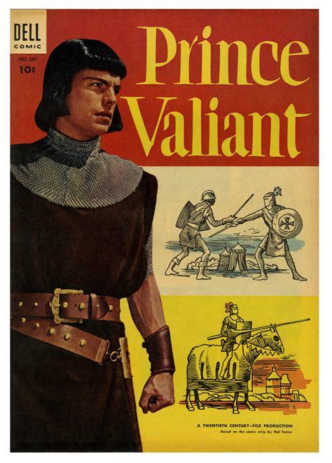 prins valiant prince valiant 1954