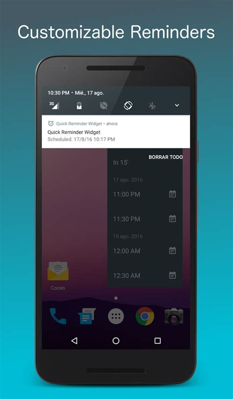 reminders android reminder widget android apps on play