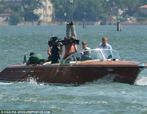 speed boat venice jeremy clarkson and richard hammond film top gear special