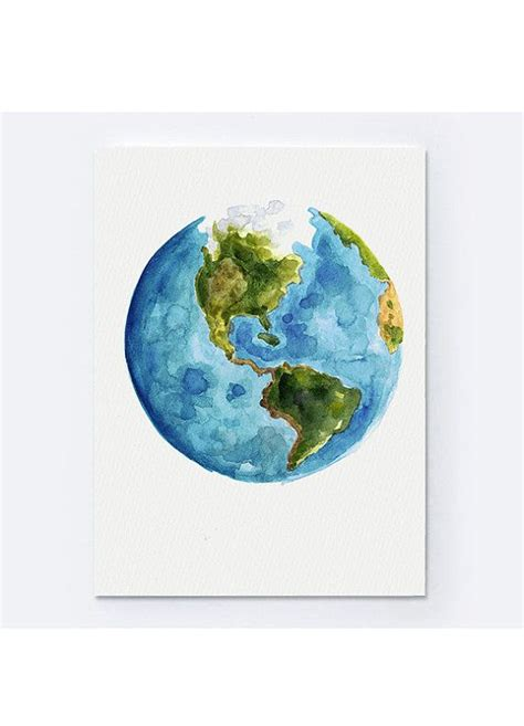 watercolor tattoo artists usa watercolor world map painting abstract globe by