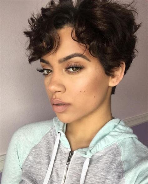 haircuts for lightskins 24 short pixie haircuts and styles to choose from belletag