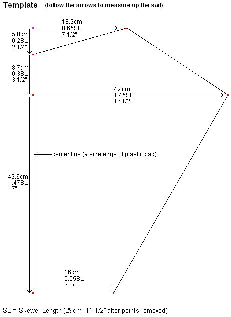 printable kite instructions how to build a sled kite complete instructions for the