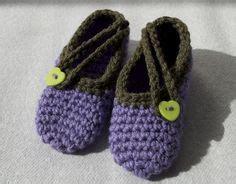 Tootsie Warmers by Handmade Crochet Slippers With Non Slip Grips Crochet