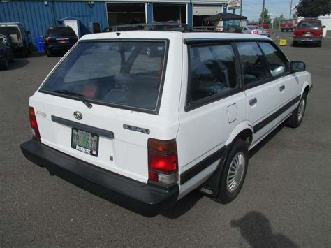 1992 subaru loyale 1992 subaru loyale for sale used cars on buysellsearch
