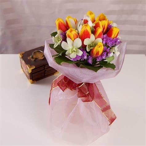 Wedding Bouquet Tulips by Bouquets Of Tulips Rynakimley