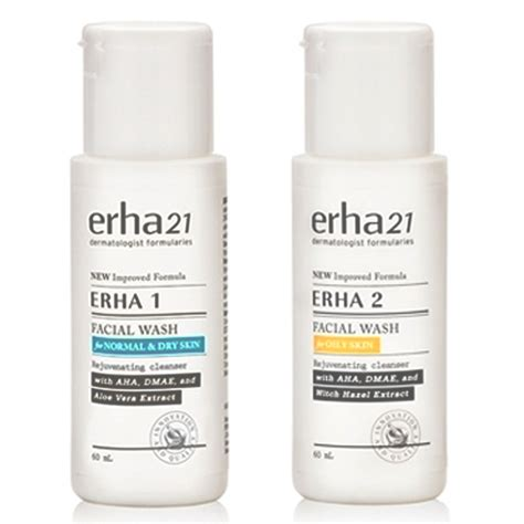 Erha Acsbp Acne Cleanser Scrub Beta Plus erha wash erha 1 for normal skin erha 2 for skin elevenia