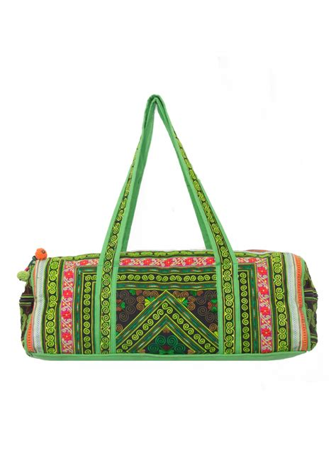 handcrafted traveling bag  diamond embroidery