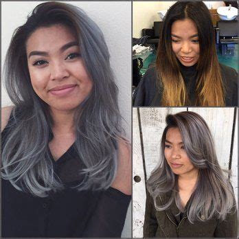 before after gray hair before after grey hair google search hair pinterest