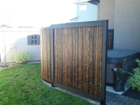 Screen Ideas For Backyard Privacy by Get The Best Balcony Privacy Screen Homestylediary
