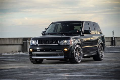 2011 range rover sport wheels 2011 range rover sport supercharged on 22 quot velos s4 forged