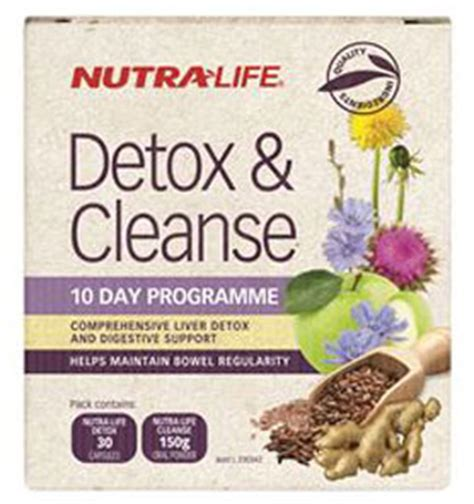 Nutra Cleanse Detox by Nutra Detox Cleanse Program Sporty S Health